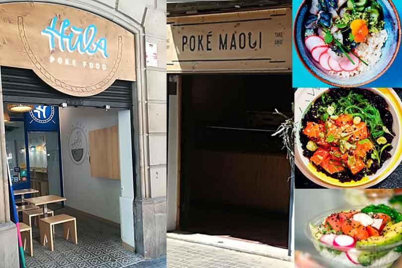 POKE: Equipamiento para montar un Restaurante