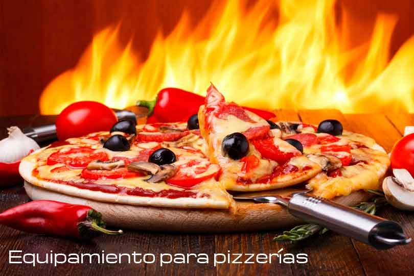 Pizzerías, una tendencia Hostelera en alza en el 2018.