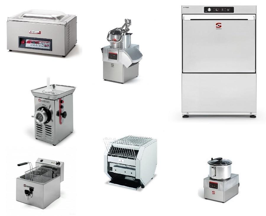 Maquinaria SAMMIC en Grupo Doserres