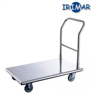 Carro plataforma para transporte de productos