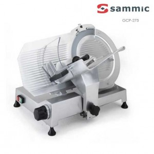 Cortadora de fiambres GCP-275 SAMMIC