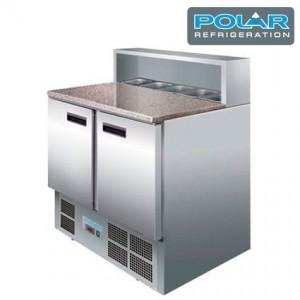 Mesa ensaladas refrigerada Polar