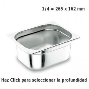 Cubeta Gastronorm