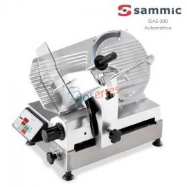 Cortadora fiambre automática GAE-300 Sammic