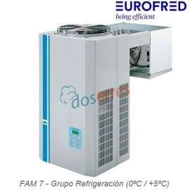 Monoblock mochila refrigeración FAM-7