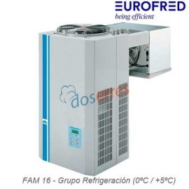 Monoblock mochila refrigeración FAM-16