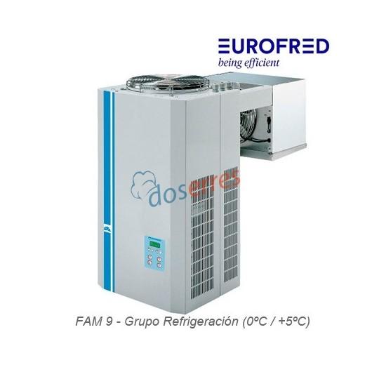Monoblock mochila refrigeración FAM-9