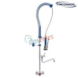 Grifo ducha 2 aguas + caño