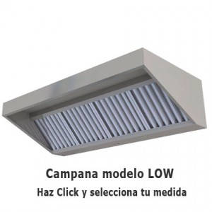 Campana industrial modelo LOW