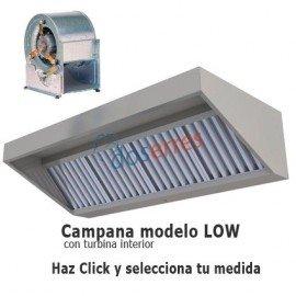 Campana industrial modelo LOW