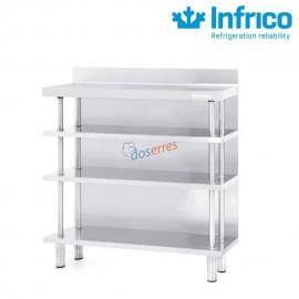 Mueble estantería 1000 x 350 mm