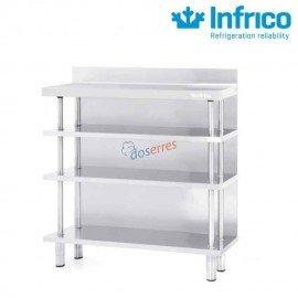 Mueble estantería 1000 x 600 mm
