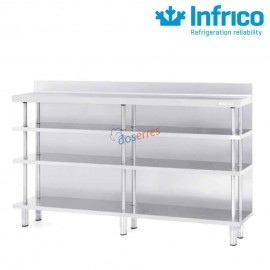 Mueble estantería 2000 x 300 mm