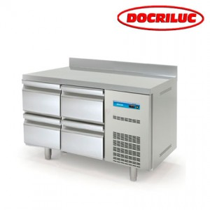 Mesa refrigerada speed con cajones Docriluc