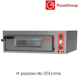 Horno de pizza Entry 4 pizzagroup