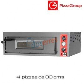 Horno de pizza Entry 4 pizzagroup