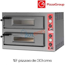Horno pizza doble Entry 12 Pizzagroup