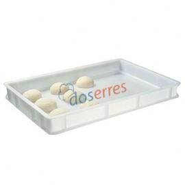 Caja de plástico para bolas de pizza