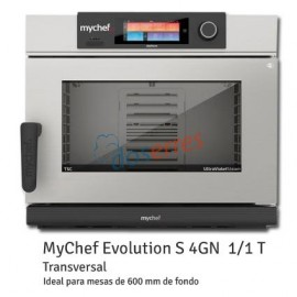 Horno MyChef Evolution S 4GN  1/1 T
