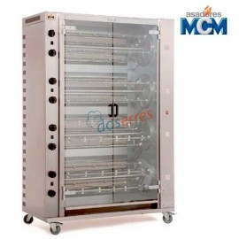 Asador Multirotativo MCM - 16 MR