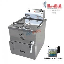 Freidora FH-10 Agua y Aceite Movilfrit