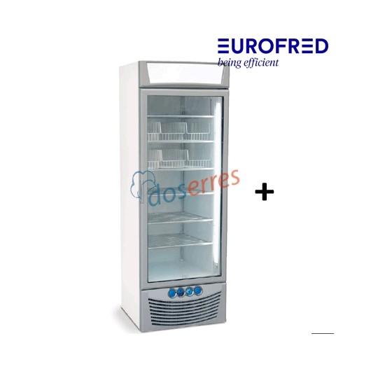 Armario puerta cristal refrigerada EIS-42