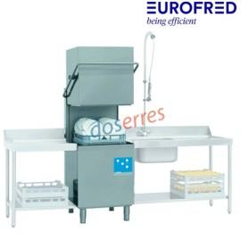 Lavavajillas Cúpula 50x50 Fast-180 Eurofred - Elettrobar