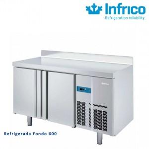 Mesa refrigerada Infrico 1500