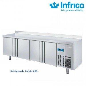 Mesa refrigerada Infrico 2500
