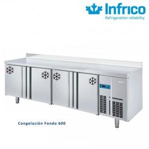 Mesa de Congelación 2500 Infrico