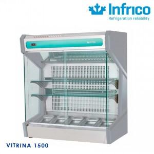 Vitrina mural sobremostrador VMS-1500 Infrico