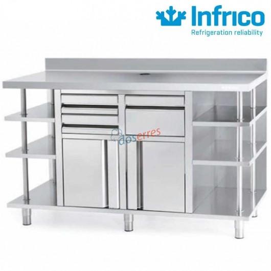 Mueble cafetero 2000 Infrico