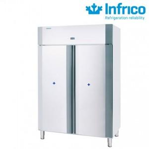Armario de refrigeración 2 puertas Infricool