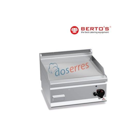 Fry Top de acero rectificado Bertos