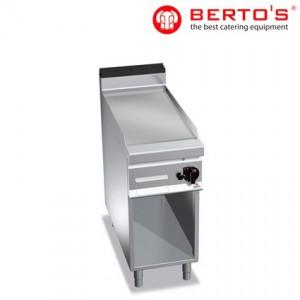 Fry Top con soporte gama 900 bertos