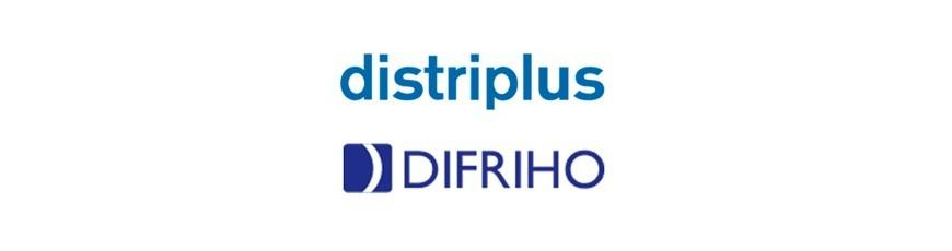 Armarios frigoríficos Distriplus y Difriho