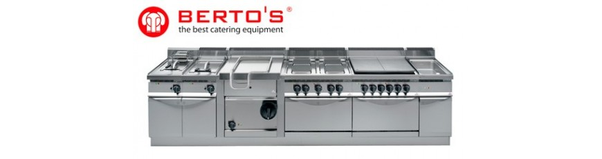 Distribuidor Maquinaria Bertos para España.