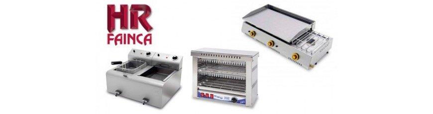 Distribuidor HR FAINCA. Compra de equipamiento de hostelería HR